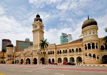 Latar Belakang Bangunan Abdul Samad