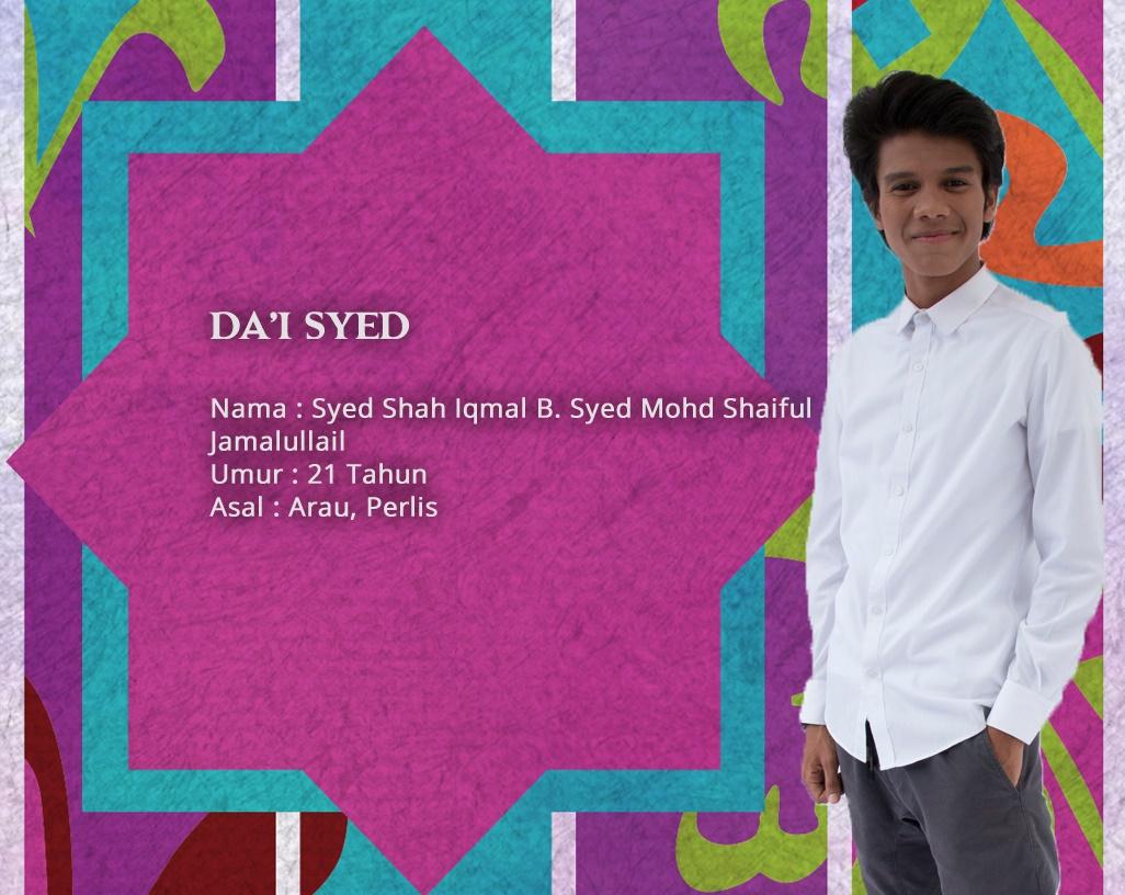 Da'i Syed