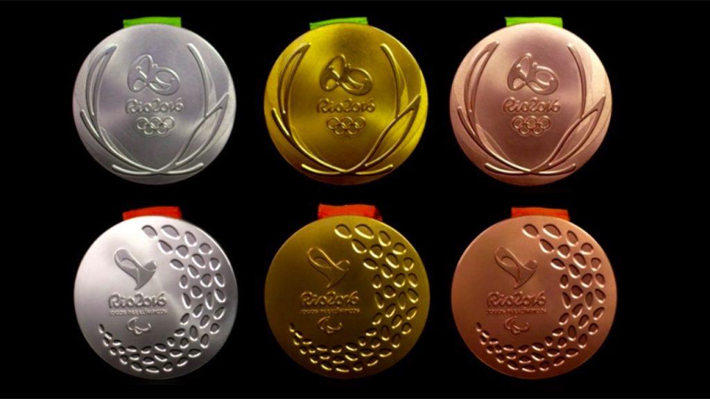 Kedudukan Pingat Sukan Olimpik Rio 2016