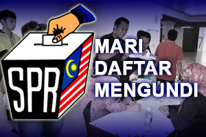 Semakan Daftar Pemilih SPR Online Dan SMS