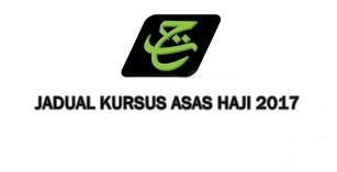 Jadual Kursus Haji 2017 Tabung Haji