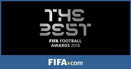 Keputusan Anugerah Bolasepak FIFA 2016