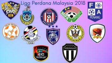 Keputusan Liga Perdana Malaysia 2018 Terkini