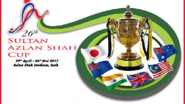 Keputusan Hoki Piala Sultan Azlan Shah 2017