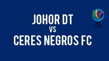 Live Streaming Keputusan JDT Vs Ceres Negros