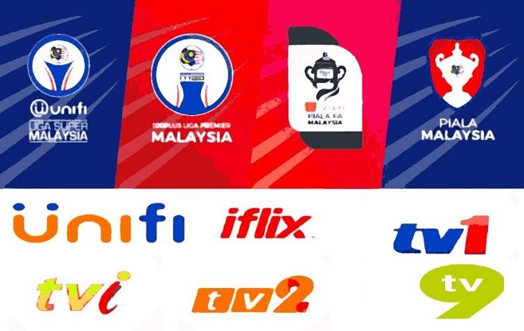 Jadual Siaran Langsung Liga Super 2018 Malaysia