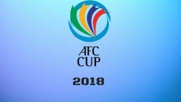 Keputusan AFC Cup 2018 Peringkat Kumpulan