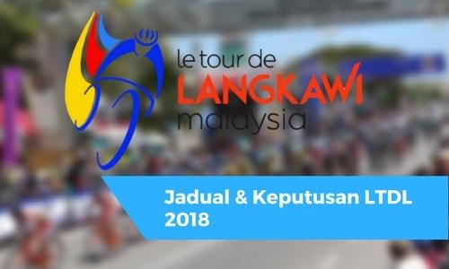 Jadual dan Keputusan Perlumbaan LTDL 2018