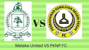 Live Streaming Keputusan Melaka United VS PKNP FC