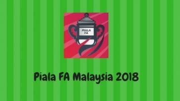 Keputusan Piala FA 2018 Malaysia