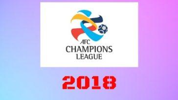 Keputusan AFC Champion League 2018 Peringkat Kumpulan