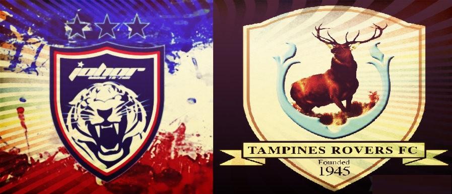 Live Streaming Keputusan JDT Vs Tampines Rovers 6-3-2018