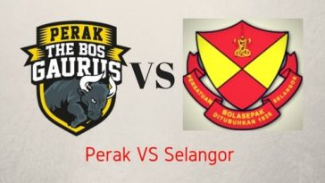 Live Streaming Keputusan Perak Vs Selangor