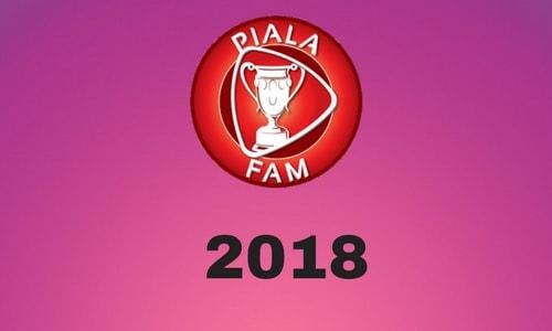 Keputusan Piala Fam Malaysia 2018